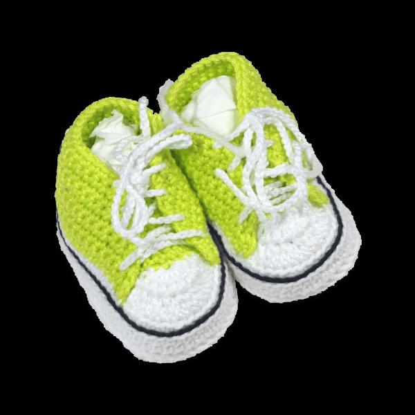SPORTIES für die Kleinsten lemongrün