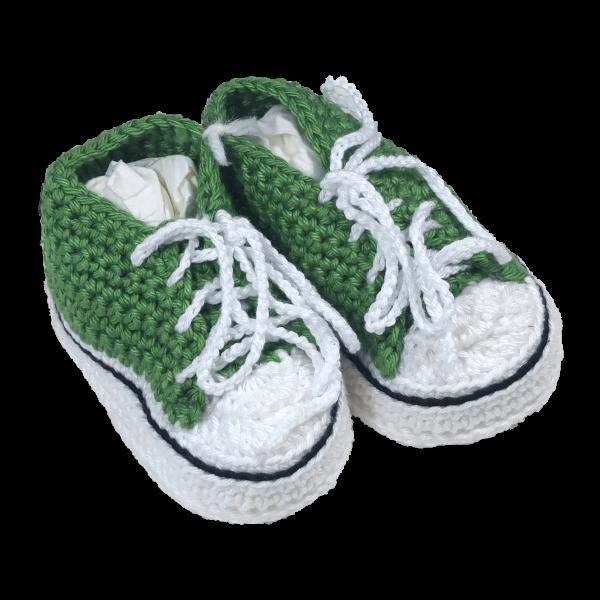 SPORTIES für die Kleinsten grasgrün