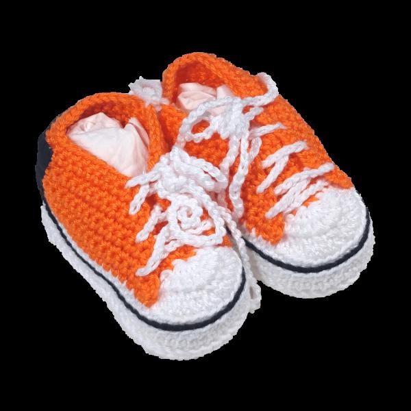 SPORTIES für die Kleinsten kräftiges orange
