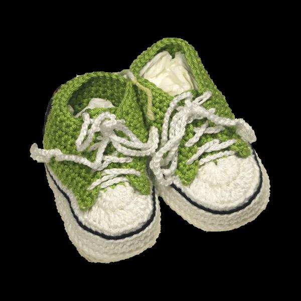 SPORTIES für die Kleinsten lindgrün