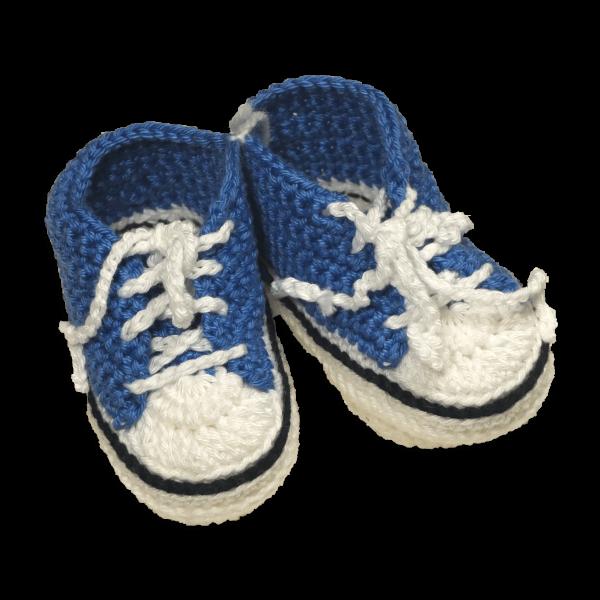 SPORTIES für die Kleinsten Kornblumenblau