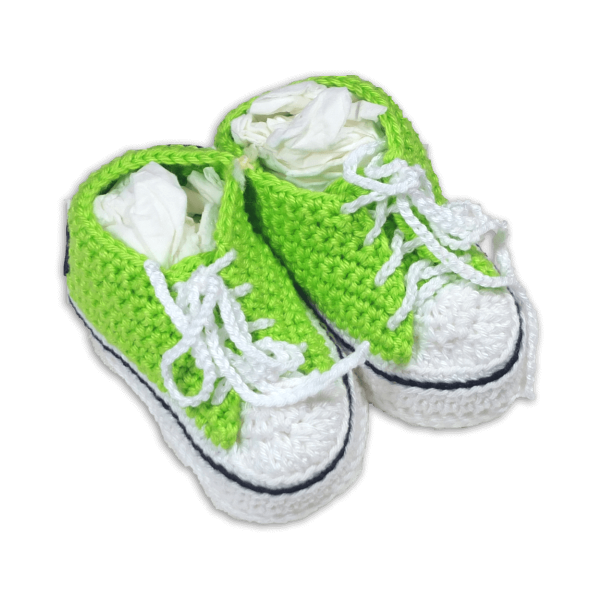 SPORTIES für die Kleinsten hellgrün kräftig