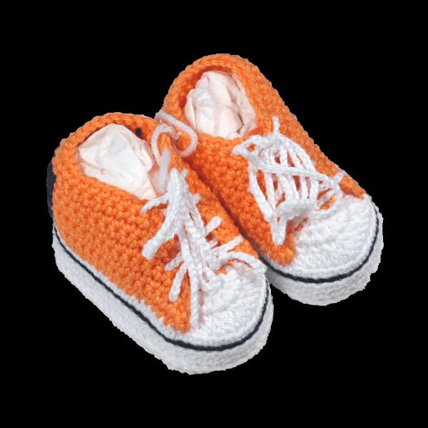 SPORTIES für die Kleinsten helles orange