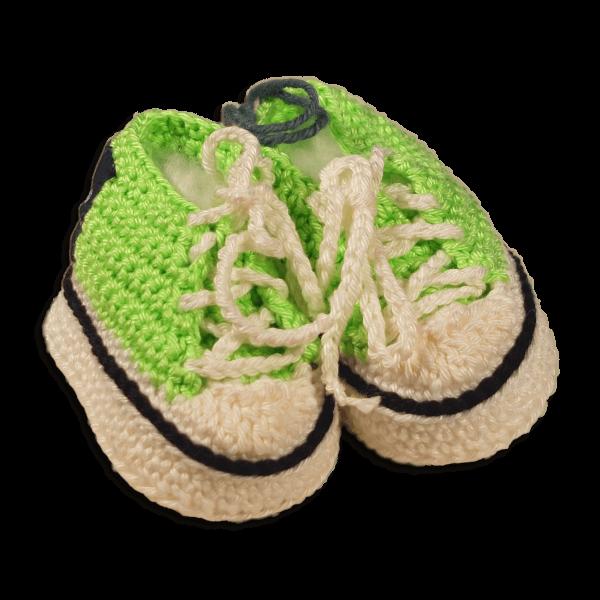 SPORTIES für die Kleinsten zartgrün