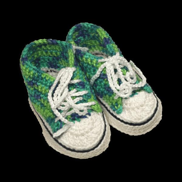 SPORTIES für die Kleinsten blau&grün MIx